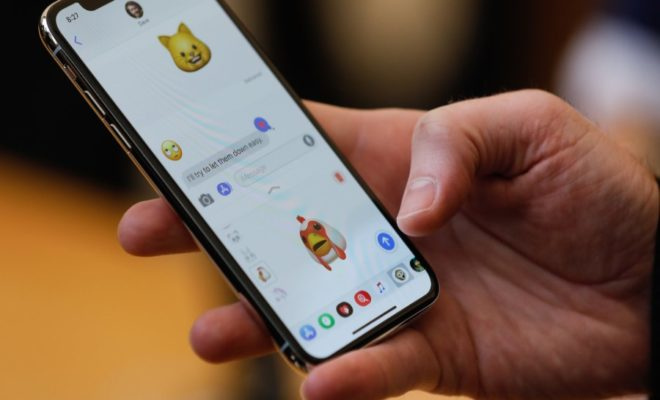 Apple Brinig Animoji in Future iOS Update