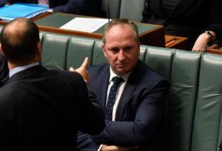 Sex Scandal Australian Deputy Prime Minister