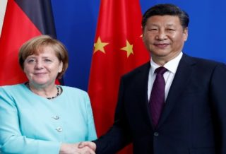 Merkel and Xi Agree to Work on Overcapacity Steel Industry at G20