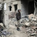 Syrian Army Conquers Territory in East Ghouta