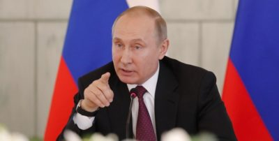 Putin: No Evidence of Russian Involvement in Bringing Down MH17