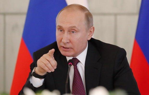 Russian President Vladimir Putin: Anti Racism Protests Reveal Deep US Crisis