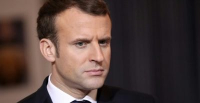 Macron-An Attack on Syria was Necessary to Remain Credible