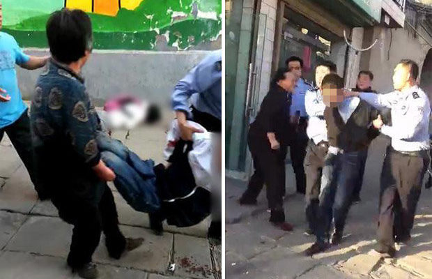 Seven Dead of Stabbing at the School in Shaanxi China