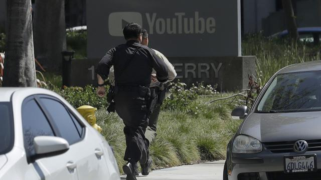 YouTube Shooting-Female Shooter Dead, 3 Wounded at California Headquarters