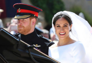 British Queen Makes Titles: Harry and Meghan Wedding
