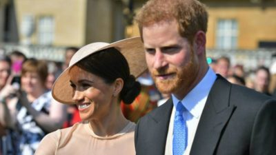 British Royals Dealing with Attacks on Meghan Markle via Social Media