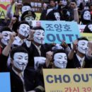 Hundreds of Korean Air Staff Join Rally Against Founding Family