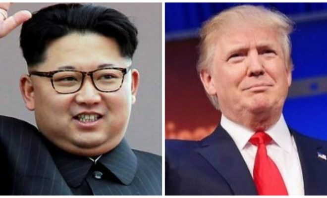 Trump and Jong-un will have A Meeting on June 12 in Singapore
