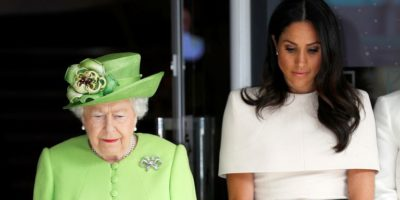 Meghan Markle and Queen Silence Walk for Grenfell Tower Fire Anniversary