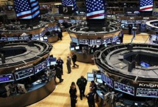 The Stock Exchanges in New York Started New Trading Week Lower on Monday