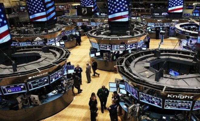 The Stock Exchanges in New York Opened Lower on Thursday