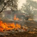 California's Deadly Fire Fueled by High Winds and Dry Conditions