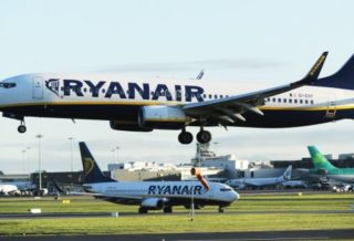 Irish Airline Ryanair Has Also Agreed to A 20 Percent Cut in Wages