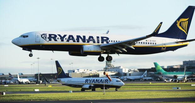 Irish Ryanair Pilots are Going to Campaign