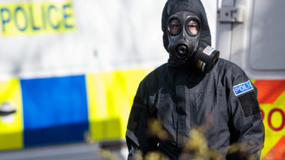 Novichok Poisoning: British Police Know who Poisoned Skripals