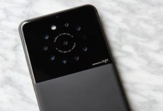 Smartphone with Nine Cameras Makes 64 Megapixel Photos