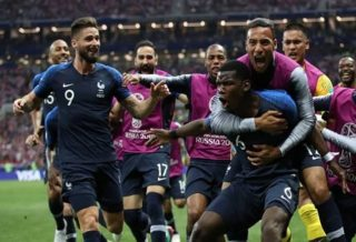 France Wins Spectacular World Cup Final against Croatia 4-2