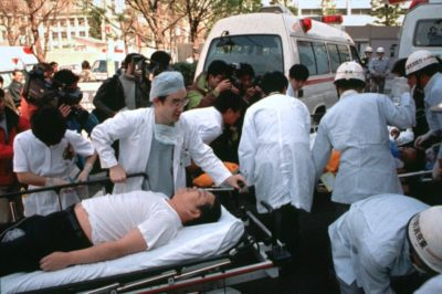 Japan Executes Six Cultists for Deadly Poison Gas Attack
