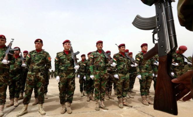 Kurds Talk with Syrian Regime to Maintain Autonomy Gained