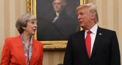 The Trade Agreement between US and UK is Still Possible