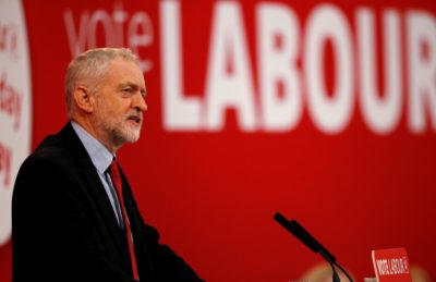 British Labour Party Examining Hundreds Antisemitism Complaints