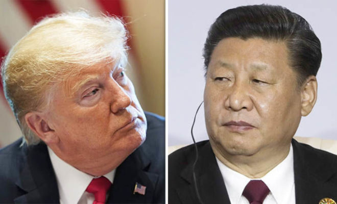 China Strikes Back in Trade Struggle with the US