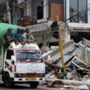 Indonesia Earthquake Shakes Lombok AGAIN as Island Hit by 6.3