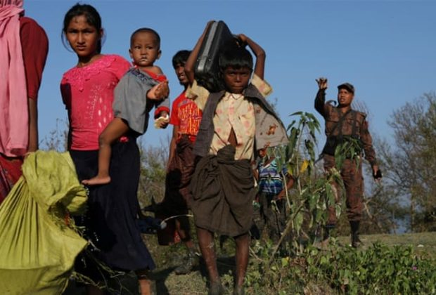 Myanmar Army Chief Guilty