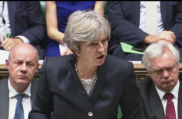 Crucial Brexit: Will House of Commons Sit in Seat of Prime Minister May?