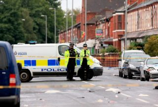 At Least Ten Wounded in Shooting Manchester