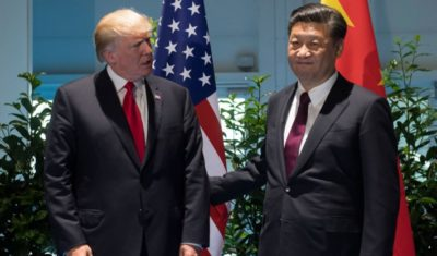President Trump is A Scoop on Top of Chinese Trade Rehabilitation