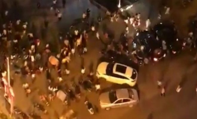 Car Drives in on Crowd in China: At Least Nine Deaths