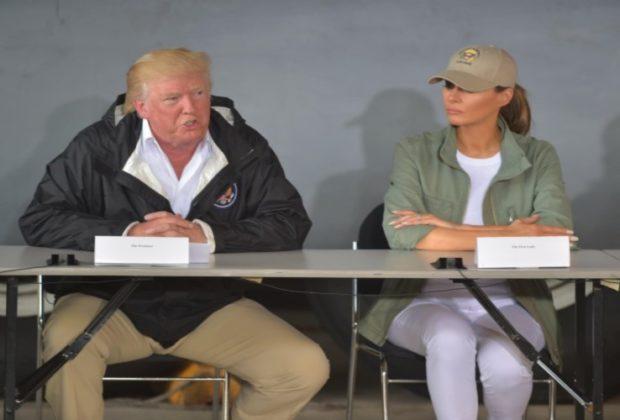 Donald Trump Denies Death Toll through Hurricane Maria in Puerto Rico