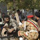 Attack on Military Parade Iran