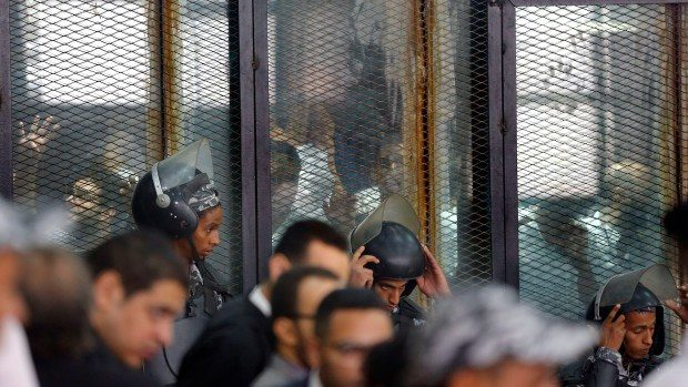 UN Insist on Repealing Death Sentences for 75 Demonstrators in Egypt
