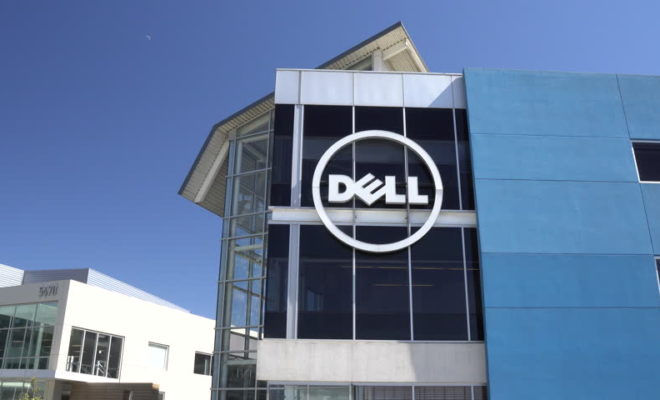 Computer Company Dell Technologies Achieved Higher Sales