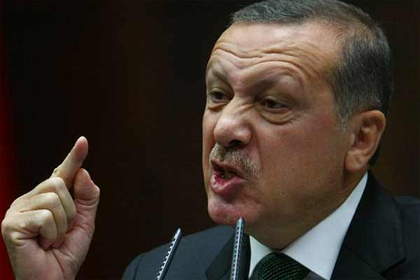 Erdogan Warns of Escalating Mediterranean Gas Dispute