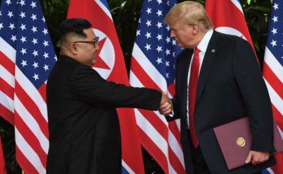 Kim Jong-un wants US to Lift All Sanctions