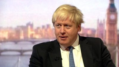 Boris Johnson is Keen on Brexit Plans from May: Checkers is Deception