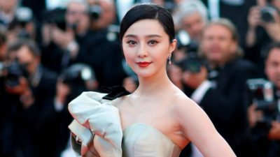 Missing Chinese Actress Fan Bingbing Fined $130M for Tax Fraud