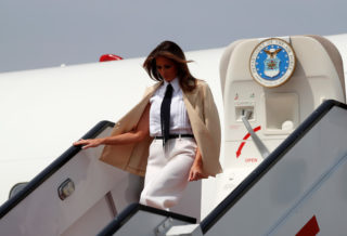 Melania Trump's Plane