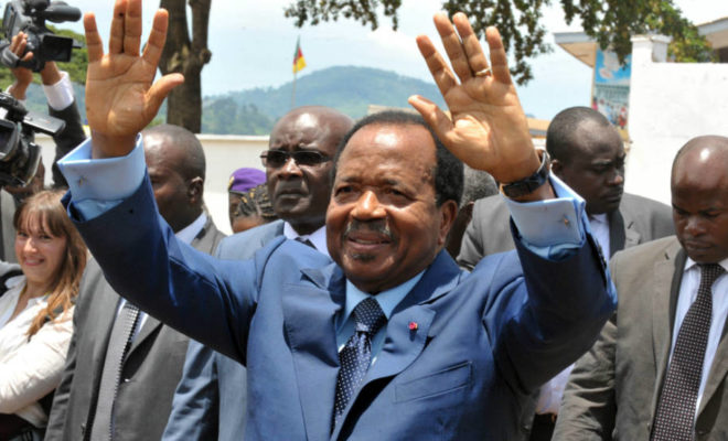 Paul Biya Wins Seventh Term Cameroon's Election