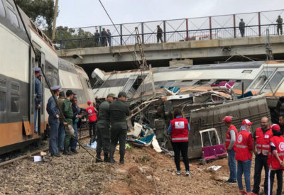 Number of Deaths in Train Accidents Morocco is on the Rise