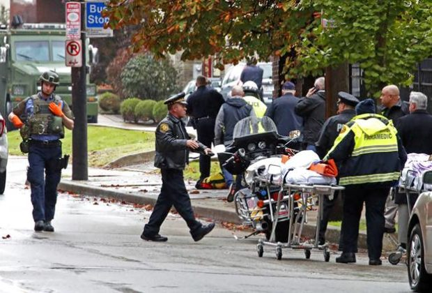Multiple Deaths in Pittsburgh Synagogue Shooting