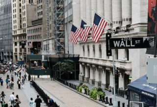 The Stock Markets in New York Started the New Trading Week on Monday With Profits
