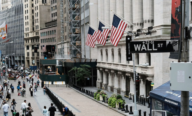 Wall Street Closed Due to President's Day