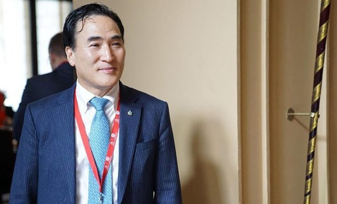 Interpol Elects South Korean as President and Rejects Russian Contender