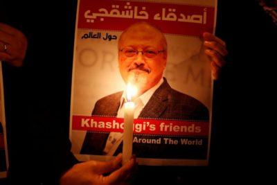 Fiance of Journalist Khashoggi Takes Crown Prince Mohammed Bin Salman to Court