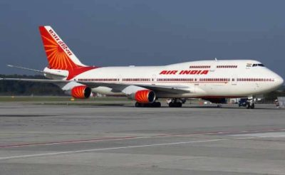 Pilot Air India Caught Drunk Right before the Plane Take-Off to London